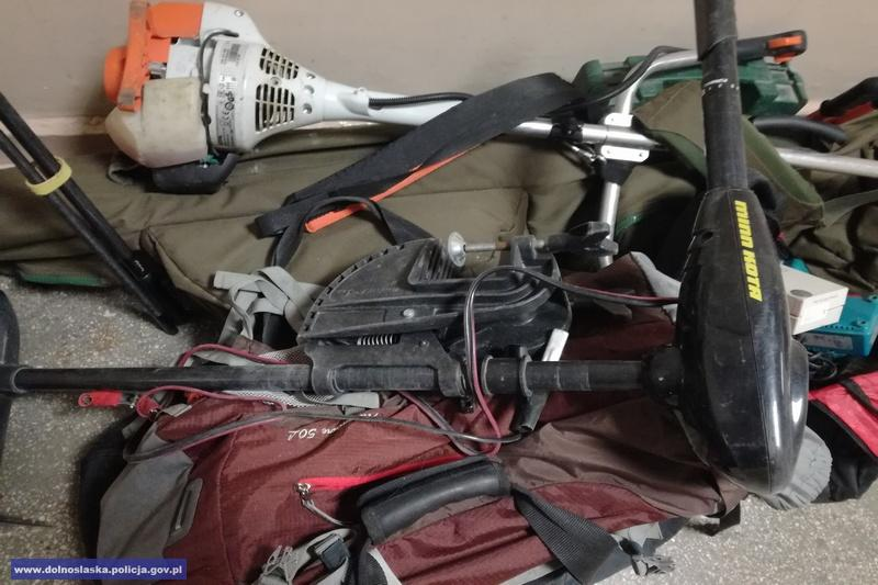 Odzyskali skradzione przedmioty owartości ponad 24 tysięcy złotych