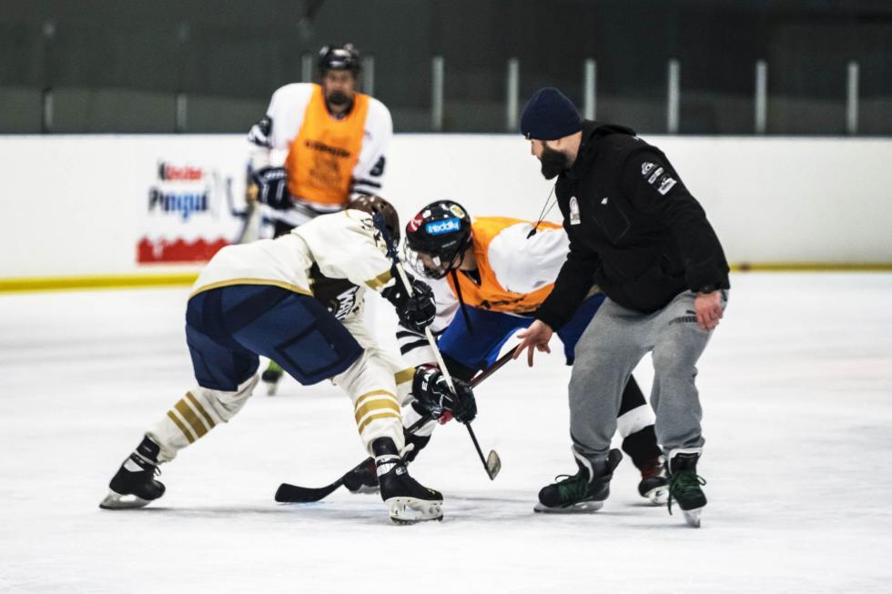Amatorski turniej hokeja na lodzie wŚwidnicy