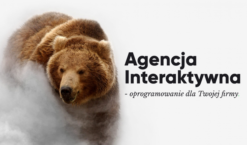 Dobra strona Twojej firmy – skorzystaj zoferty agencji interaktywnej Codebear