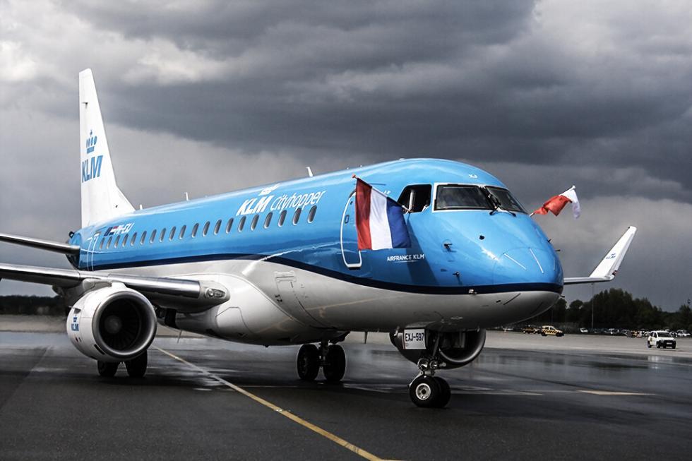 Wielki powrót KLM. Loty doAmsterdamu już oddziś