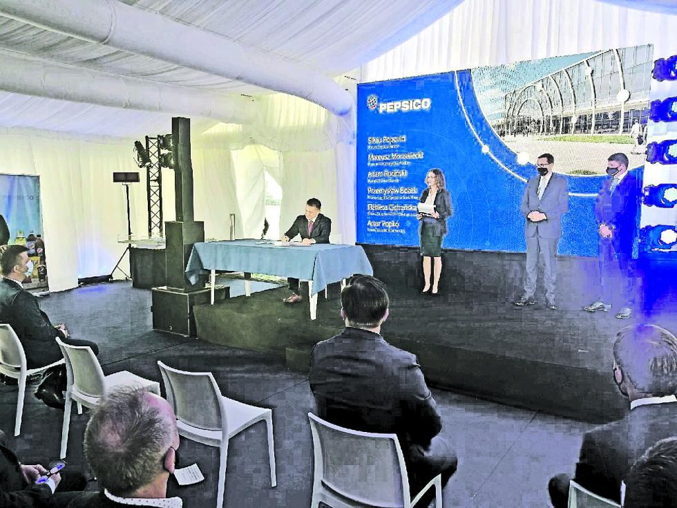 Rusza budowa zakładu PEPSICO pod Środą Śląską